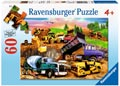 Construction Crowd Puzzle 60pc