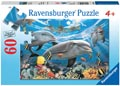Ravensburger - Caribbean Smile Puzzle 60 pieces