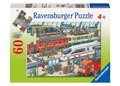 Ravensburger - Railway Station Puzzle 60 pieces