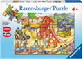 Building a Playground 60pc Puzzle