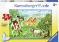 Ravensburger - Mustang Meadow Puzzle 60pc