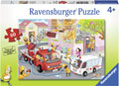 Ravensburger - Firefighter Rescue! Puzzle 60 pieces