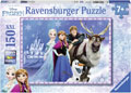 Ravensburger - Disney Friends at the Palace Puzzle 150pc