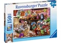 Cat In The Kitchen Puzzle 150pc
