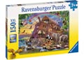 Ravensburger - Boarding the Ark Puzzle 150 pieces