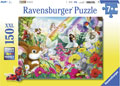 Ravensburger - Beautiful Fairy Forest Puzzle 150 pieces