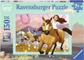 Ravensburger - Spirit Free and Wild Puzzle 150pc