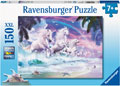 Rburg - Unicorns on the Beach Puzzle 150pc