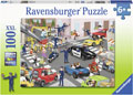 Ravensburger - Police on Patrol Puzzle 100 pieces