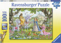 Ravensburger - Princess Party Puzzle 100pc
