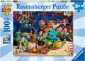 Rburg - Disney Toy Story 4 Puzzle 100pc