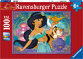 Ravensburger - Disney Aladdin Princess Jasmine 100 pieces