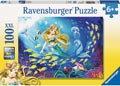 Ravensburger - Little Mermaid Puzzle 100pc