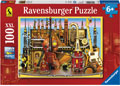 Music Castle Puzzle 100pc