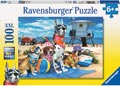 Ravensburger - No Dogs on the Beach Puzzle 100pc