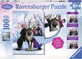 Ravensburger - Disney The Frozen Difference Puzzle 100pc