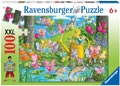 Ravensburger - Fairy Playland Puzzle 100 pieces