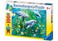 Dolphin Trio Puzzle 100pc