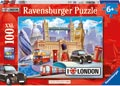 Ravensburger - I Love London Puzzle 100 pieces