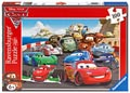 Ravensburger - Disney Explosive Racing Puzzle 100 pieces