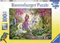 Ravensburger - Magic Ride Puzzle 100pc