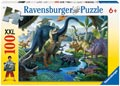 Ravensburger - Land of the Giants Puzzle 100 pieces