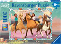 Ravensburger - Spirit Lucky and her Friends 100 pieces