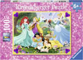 Ravensburger - Disney Princess Collection 100 pieces