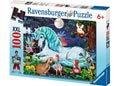 Ravensburger - Enchanted Forest Puzzle 100pc