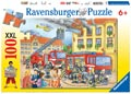 Ravensburger - Fire Brigade Puzzle 100pc