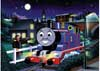 Ravensburger -Thomas Midnight Ride Glow Puzzle-100pc