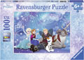 Ravensburger - Disney Ice Magic Puzzle 100pc