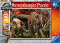 Ravensburger - Jurassic World Fallen Kingdom 100pc