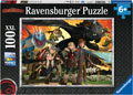 Rburg - HTTYD Dragon Friends Puzzle 100pc