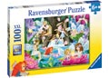 Ravensburger - Magical Fairy Night Puzzle 100pc