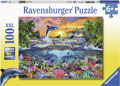 Ravensburger - Tropical Paradise Puzzle 100 pieces