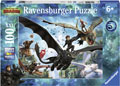 Ravensburger - HTTYD 3 The Hidden World 100pc