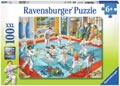Ravensburger - Martial Arts Class Puzzle 100pc