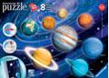 Ravensburger - Solar System 8 Planets 3D Puzzle Model 522pc