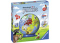 Ravensburger - Children's Globe Puzzleball 72 pieces