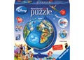 Disney Globe 3D Puzzleball 180pc