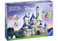 Ravensburger - Disney Princesses Castle 3D Puzzle 216 pieces