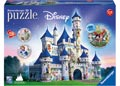 Ravensburger - Disney Castle 3D Puzzle Building 216pc