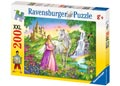 Princess with Horse Puzzle 200pc