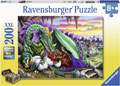 Ravensburger - Queen of Dragons Puzzle 200pc
