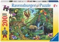 Animals in the Jungle Puzzle 200pc