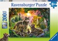 Ravensburger - Wolf Family In The Sun Puzzle 200pc