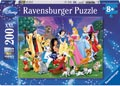 Ravensburger - Disney Favourites Puzzle 200 pieces
