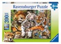 Ravensburger - Big Cat Nap Puzzle 200 pieces
