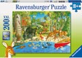 Woodland Friends Puzzle 200pc
